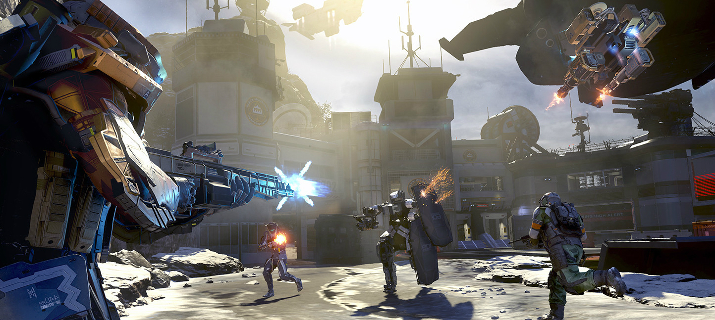 PS4 players get the Call of Duty: Infinite Warfare beta first in October