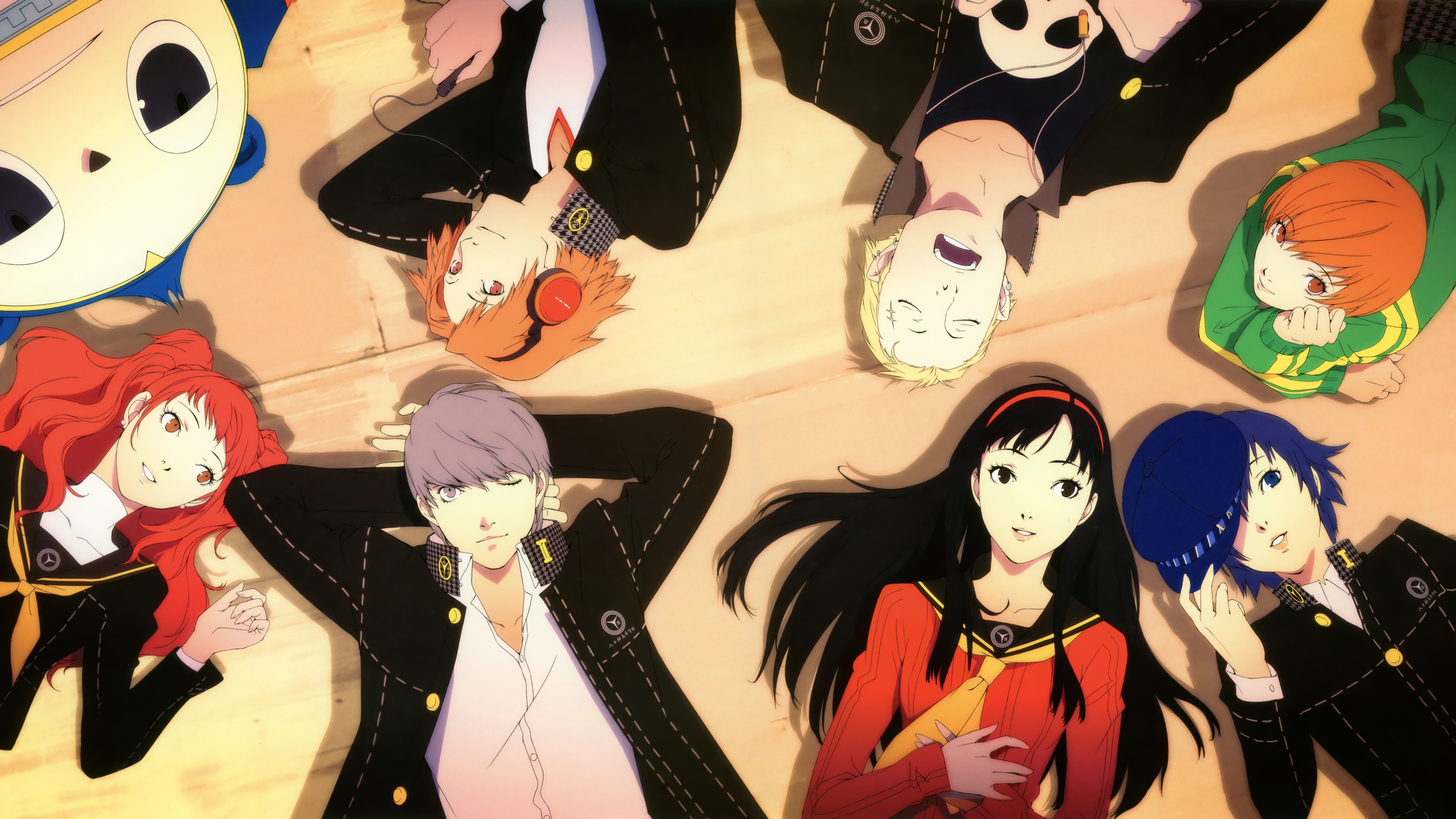 Killing Time My Year In Inaba - Japan map persona 4