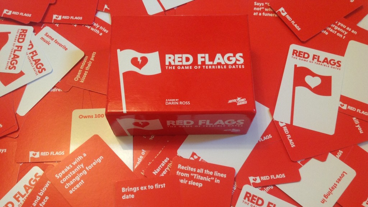 Red Flags is a worthy successor to the Cards Against Humanity throne screenshot