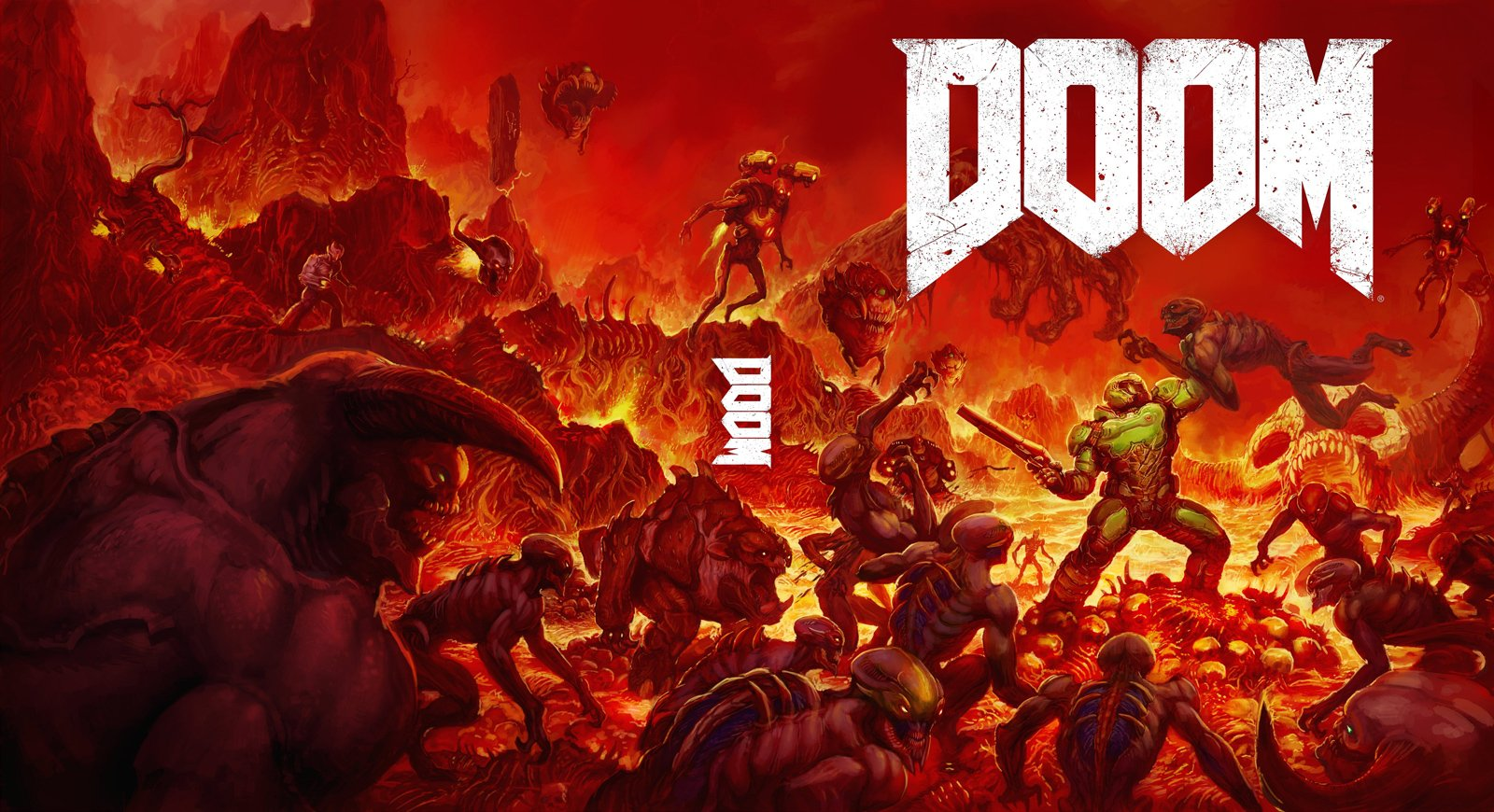 Doom soundtrack now officially available screenshot