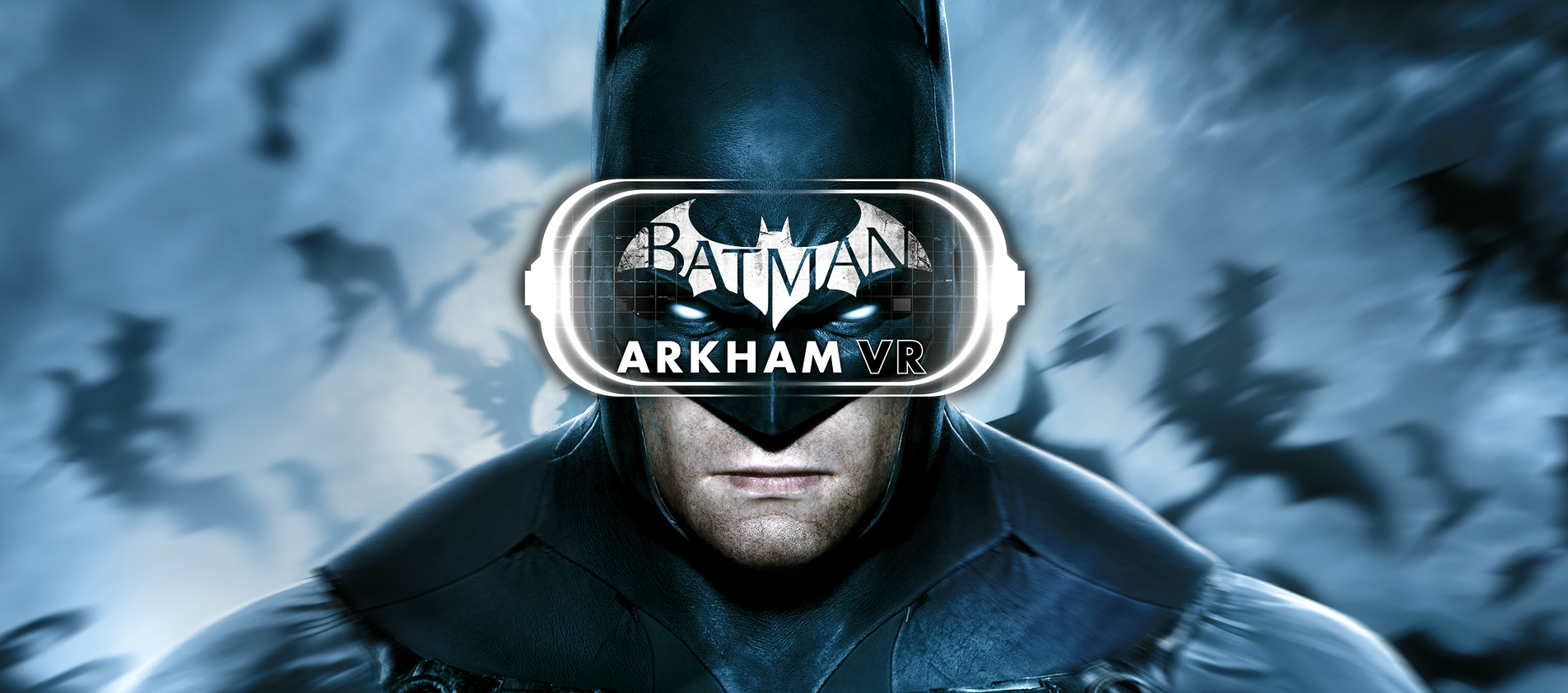 Batman: Arkham VR   PS4 PSVR - cover