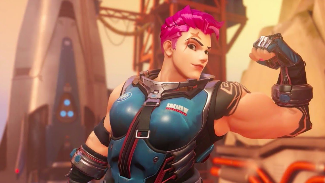 Blizzard should bring more Overwatch heroes to its other games screenshot