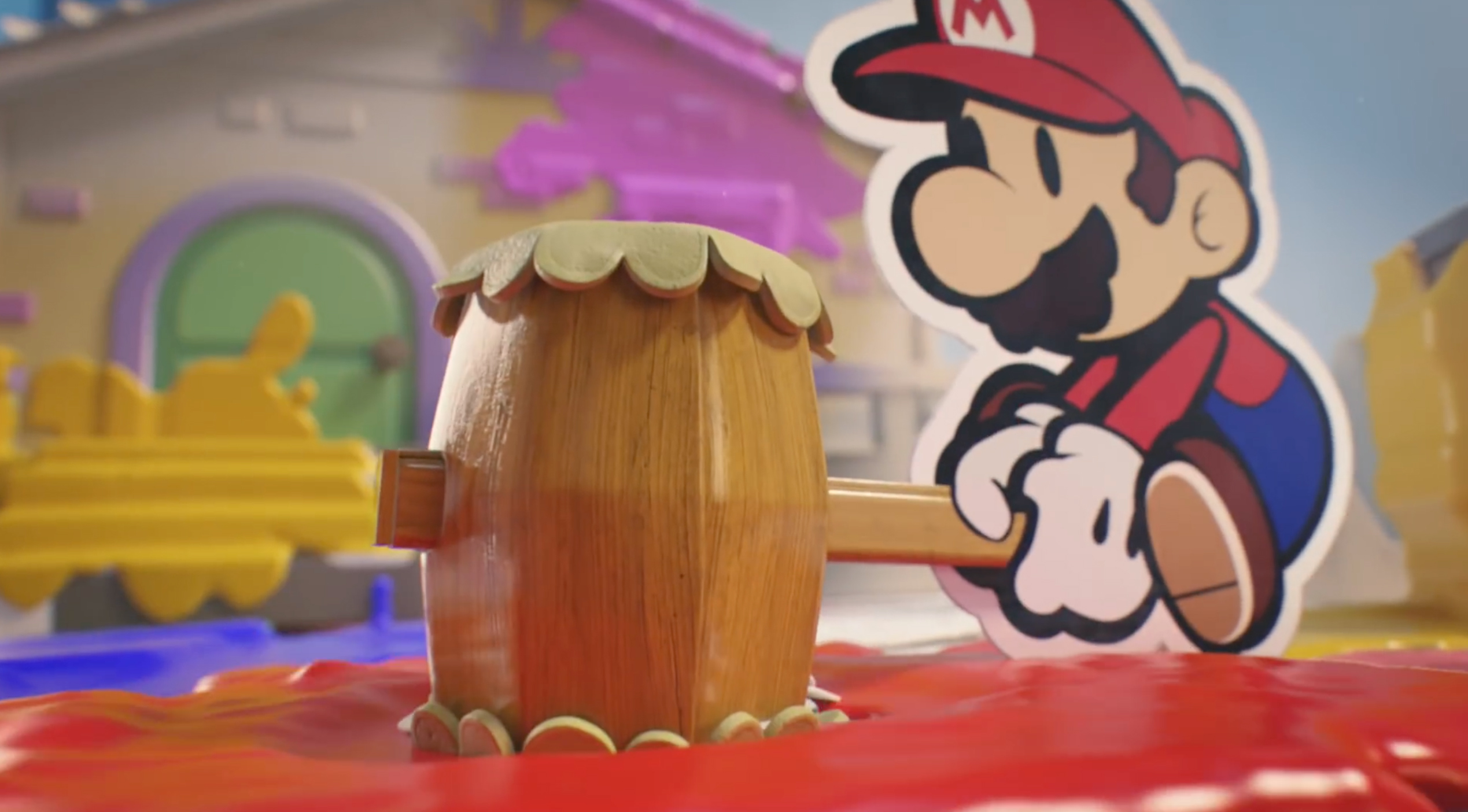 Review: Paper Mario: Color Splash