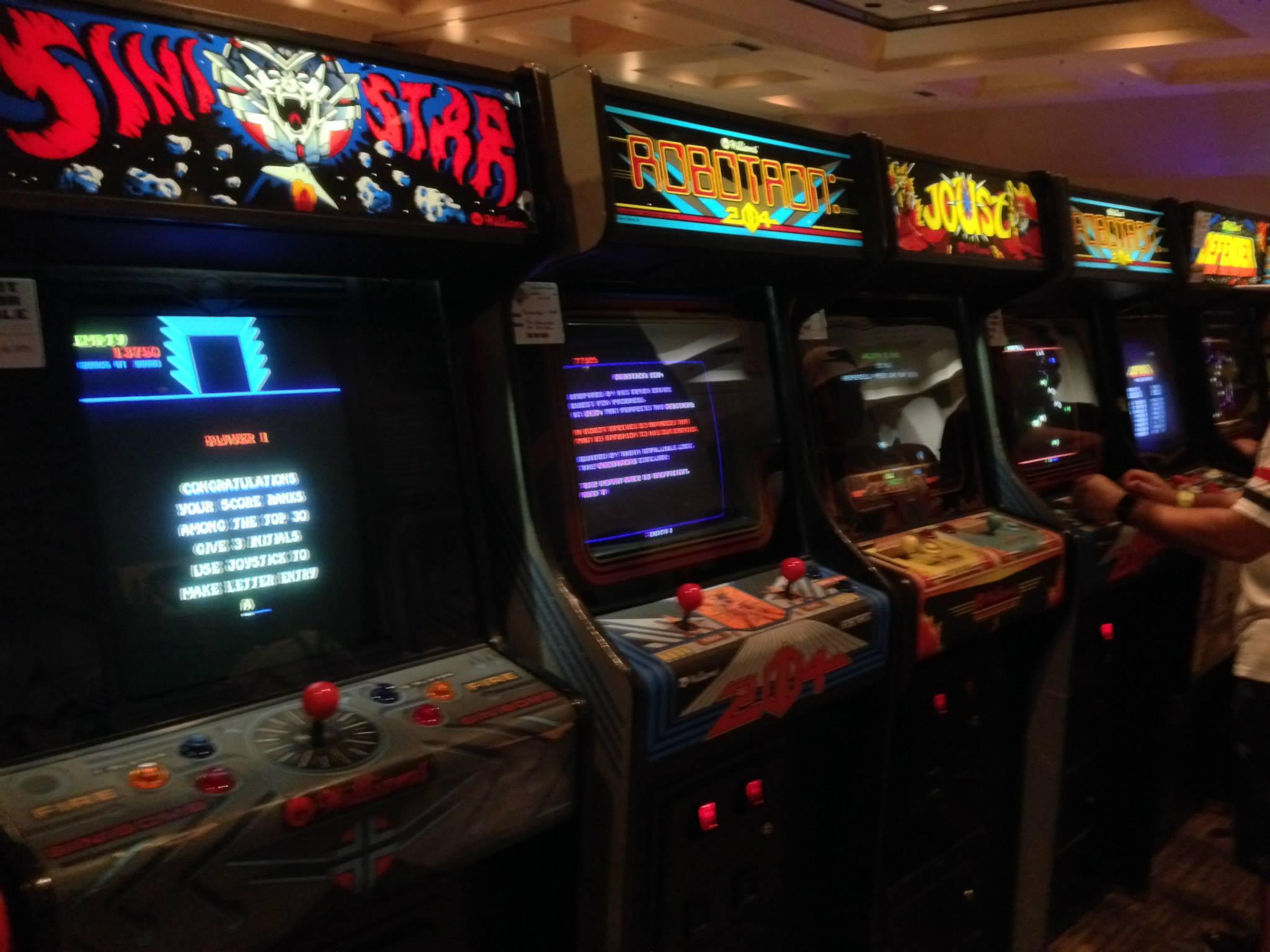 The last arcade in Boston screenshot