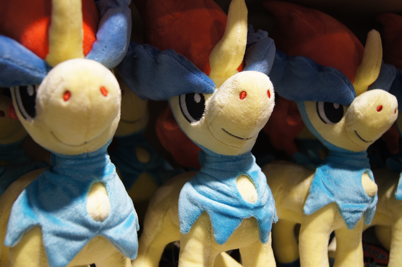 PSA: Keldeo Pokemon distribution ends Monday screenshot