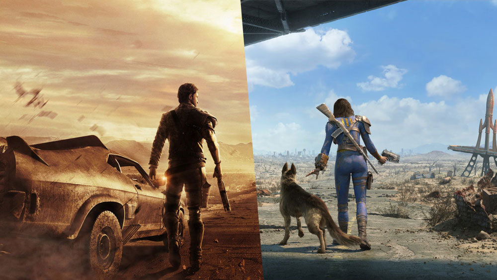 $6 Mad Max and $26 Fallout 4 Season Pass in Halloween PC sale screenshot