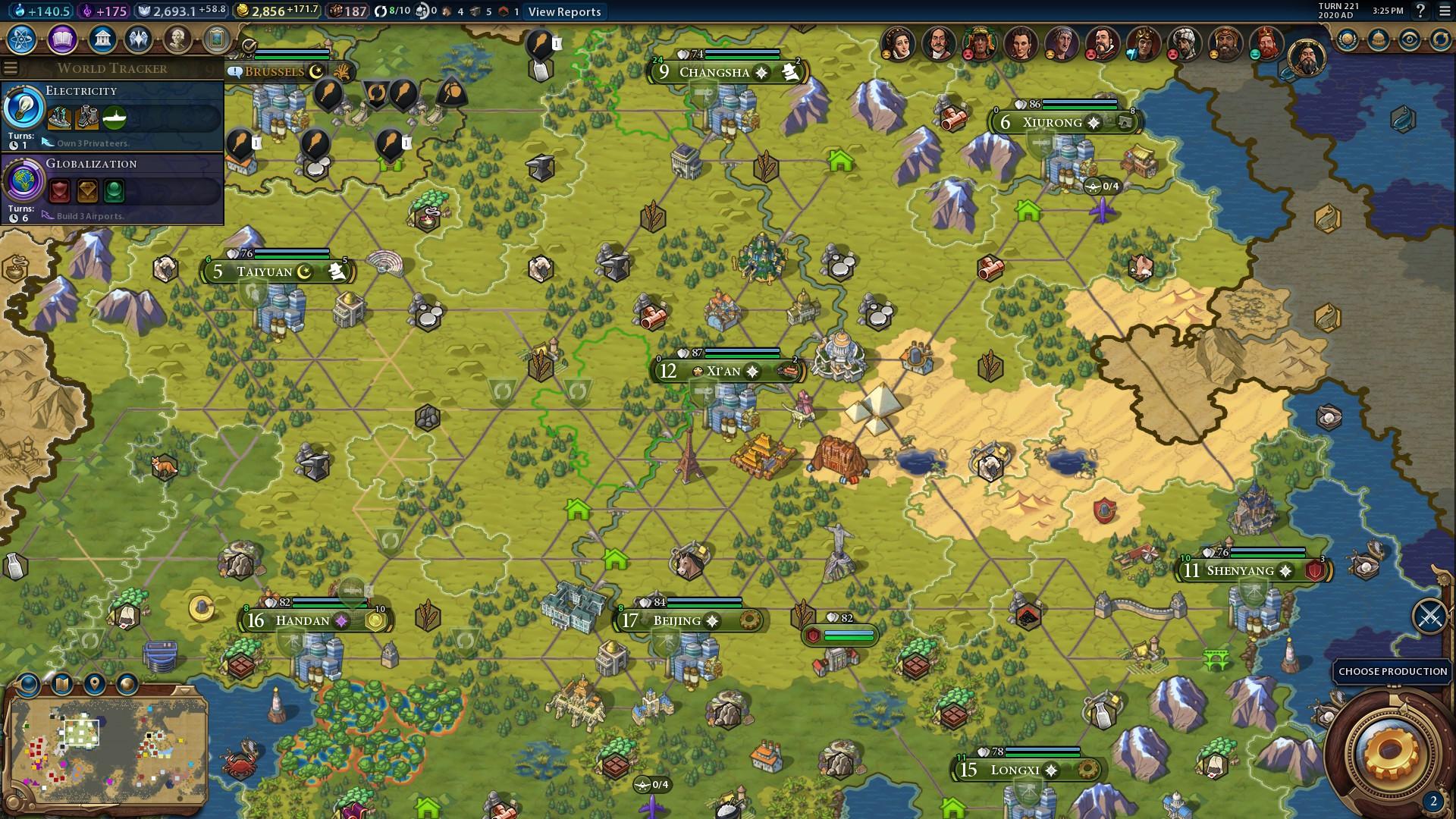 Review: Civilization VI screenshot