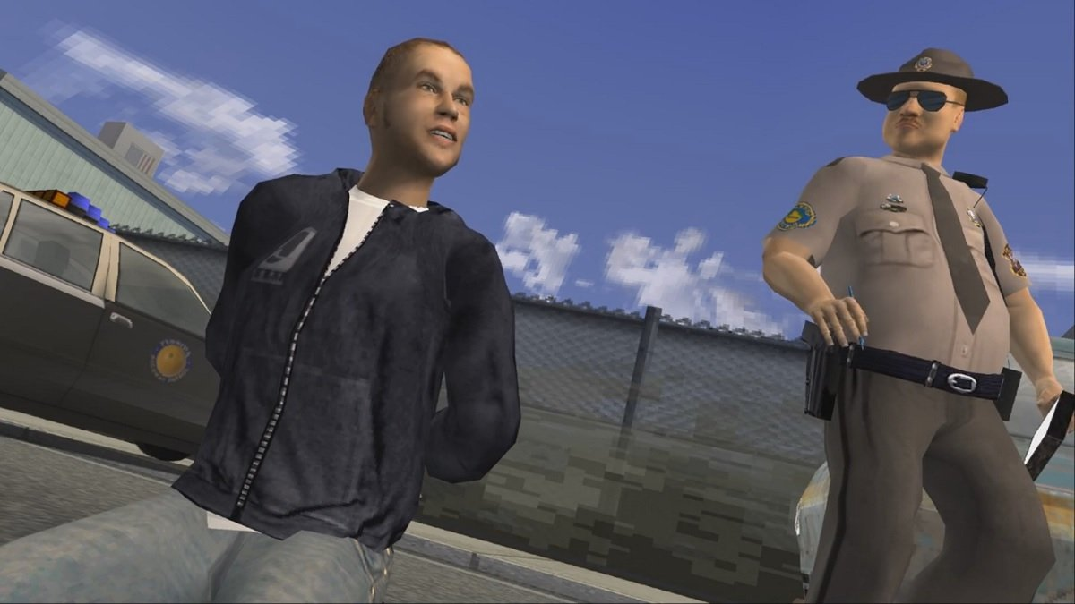 Tony Hawk's Underground Is Pretty Cool For A Teenager