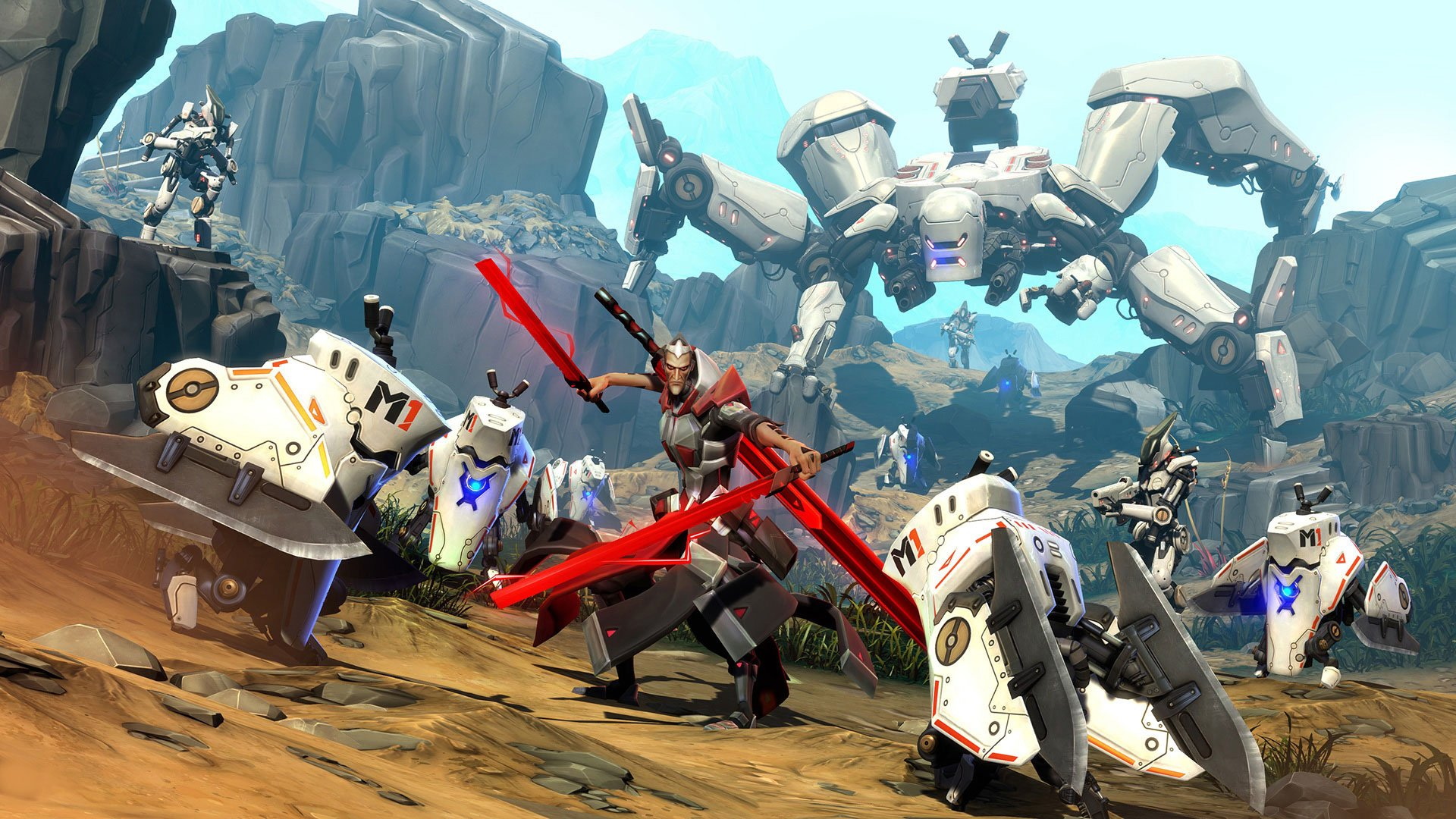 Gearbox is officially supporting the fan-run 'Battleborn Day' screenshot