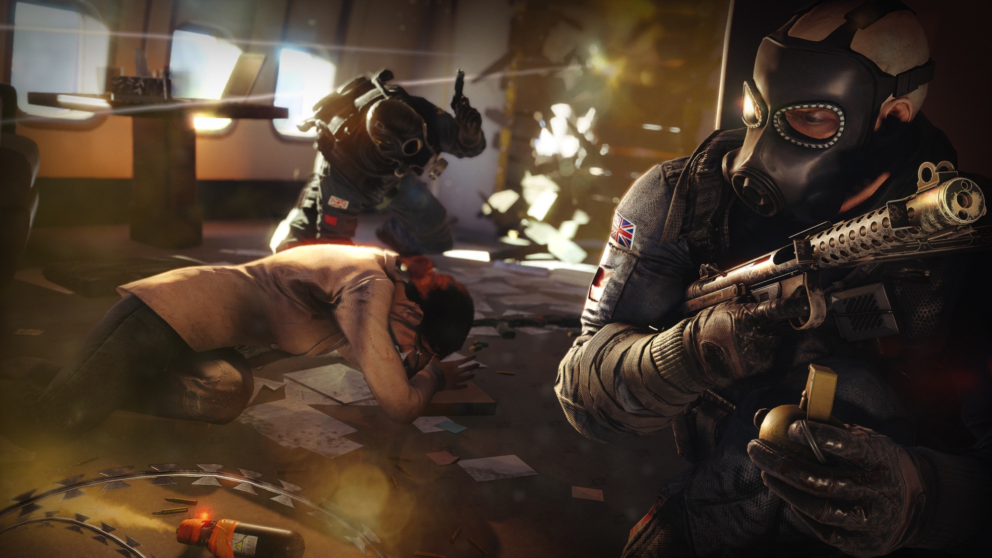 Lay (Rainbow Six) Siege to your friends for free this weekend