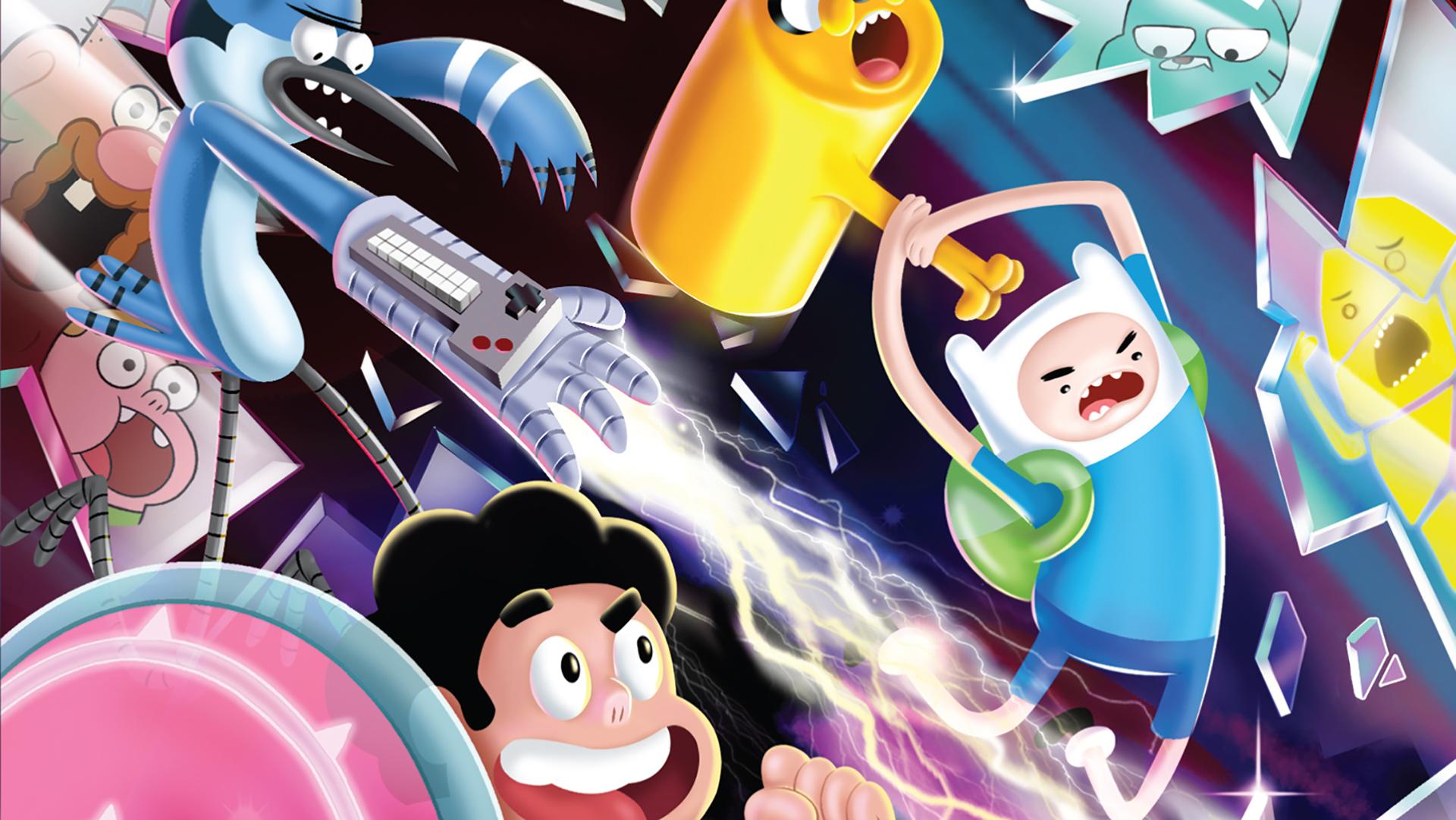 review cartoon network battle crashers