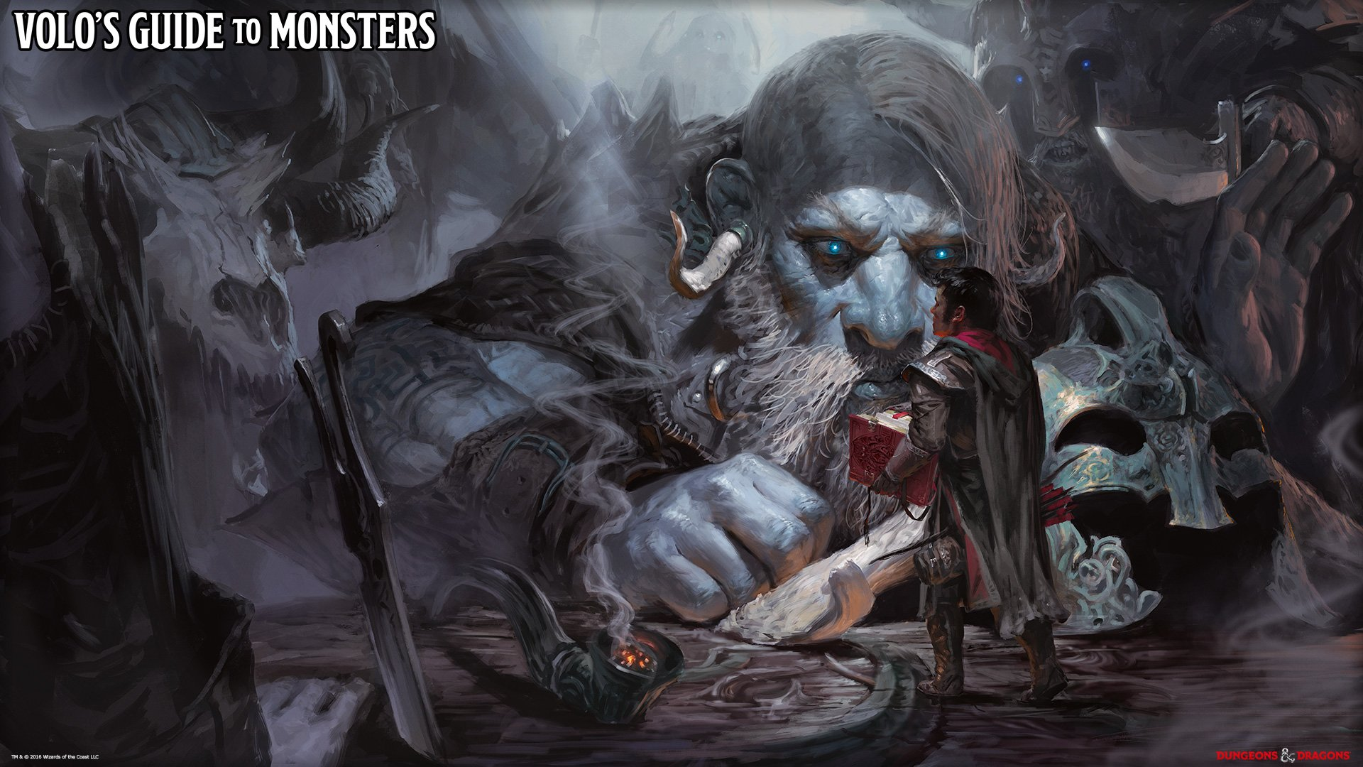 Volo S Guide To Monsters Is The New Awesome Monster Manual For