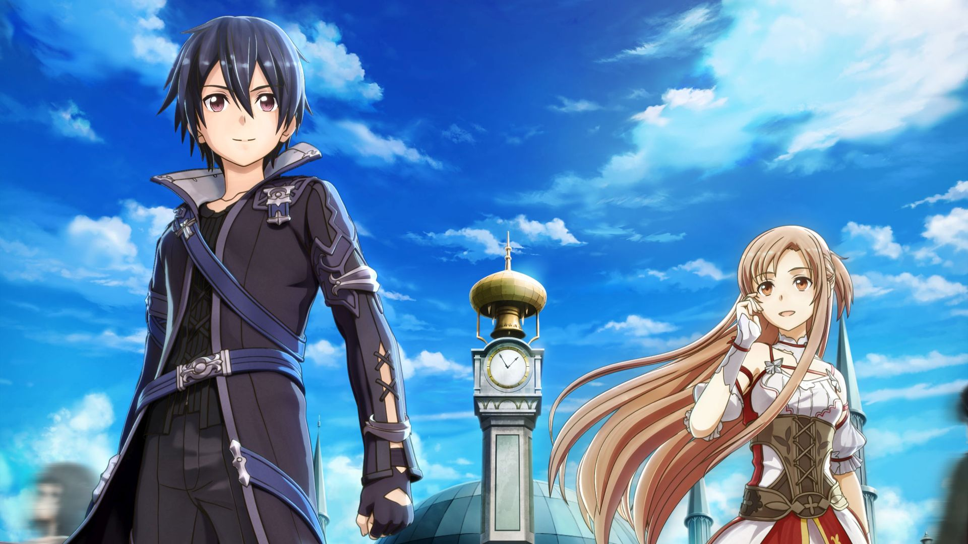 Review: Sword Art Online: Hollow Realization