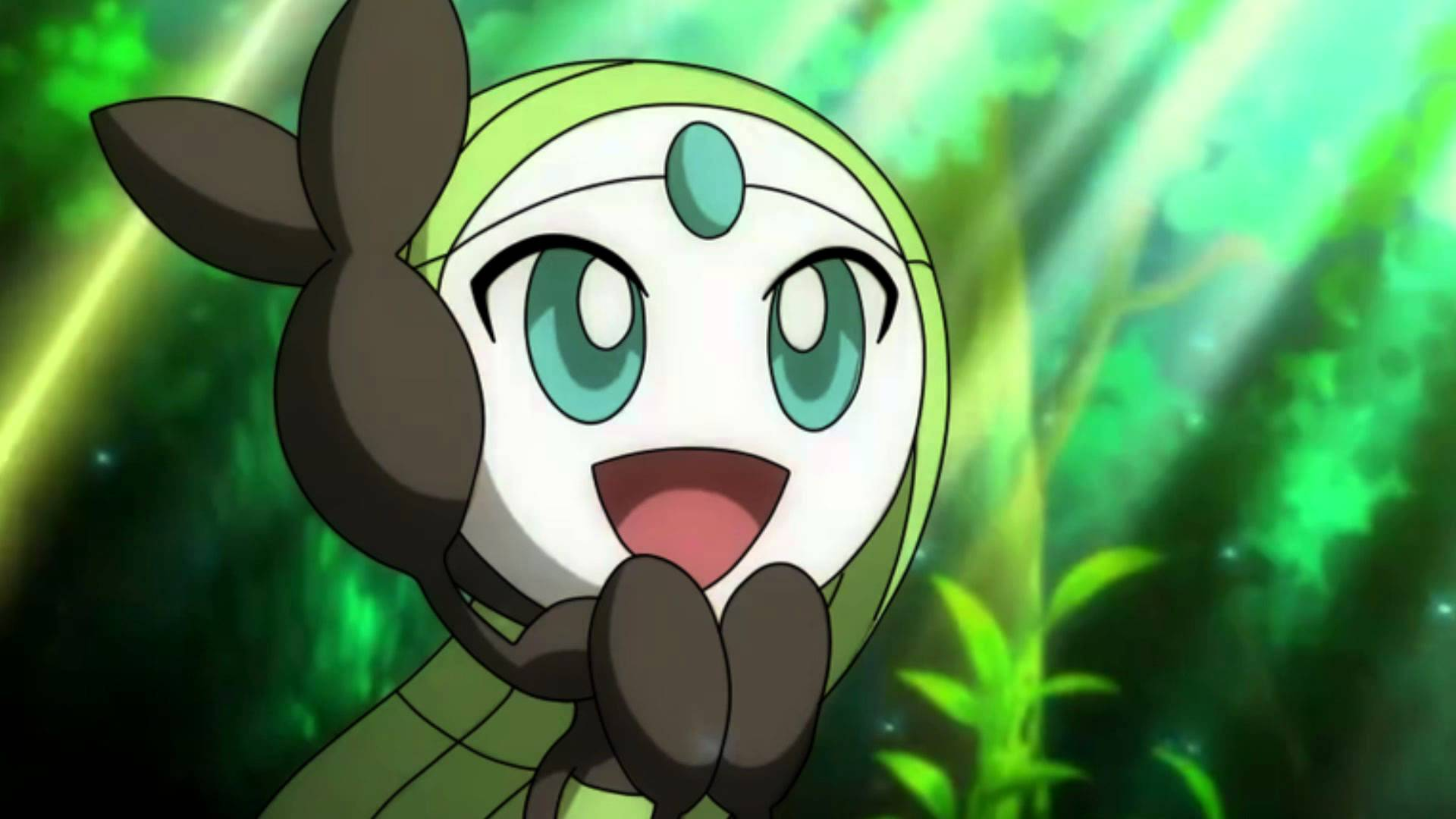 Meloetta - Fastest Pokemon