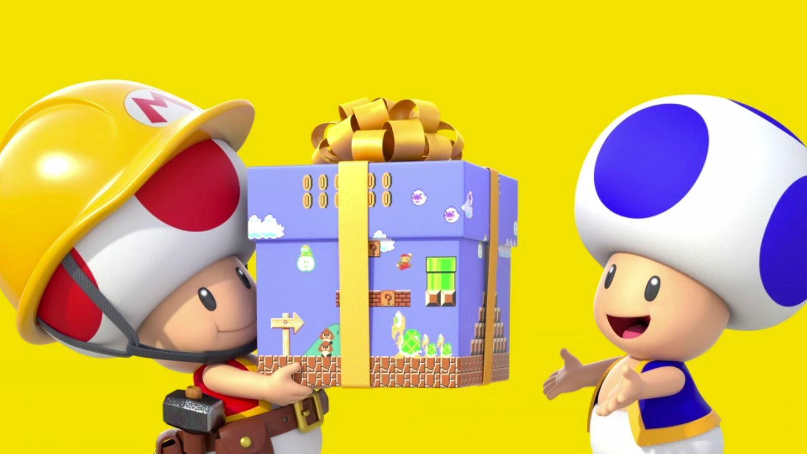 Nintendo Download: Super Mario Maker 3DS