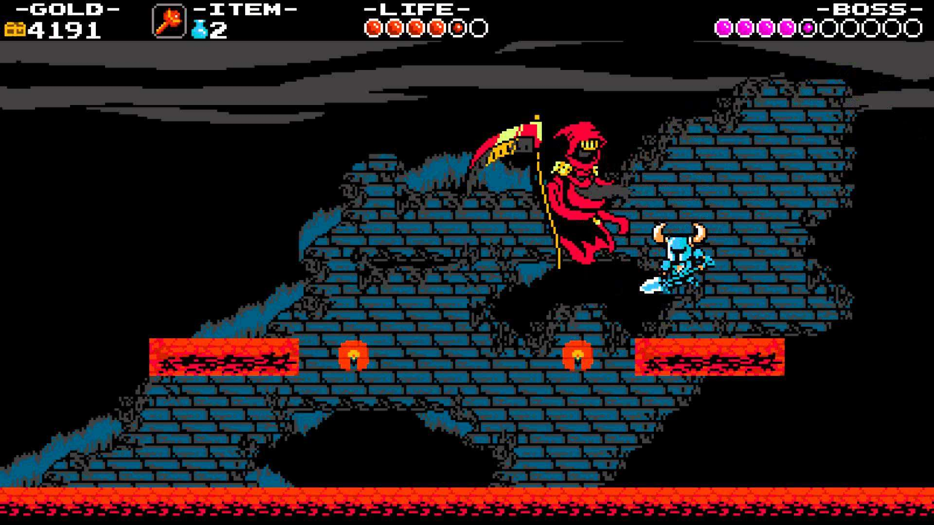 This Is Our First Look At Shovel Knight Specter Of Torment