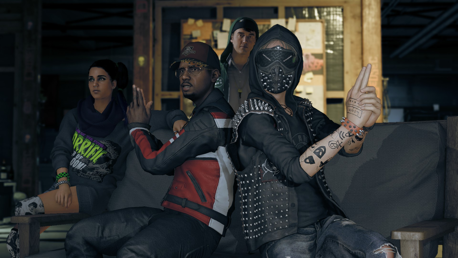 PC Port Report: Watch Dogs 2 screenshot