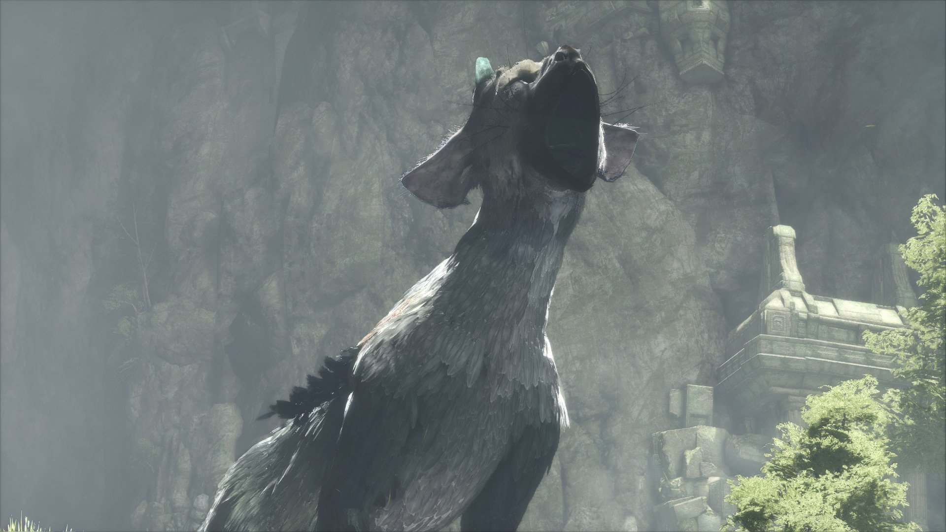 If you want to play The Last Guardian at a reasonably stable framerate, you'll need a PS4 Pro screenshot