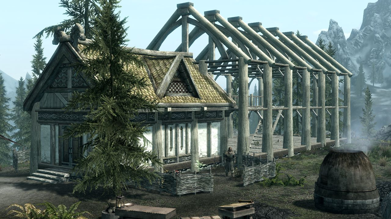 Build Your Own Home In The Homestead Update For Elder Scrolls Online