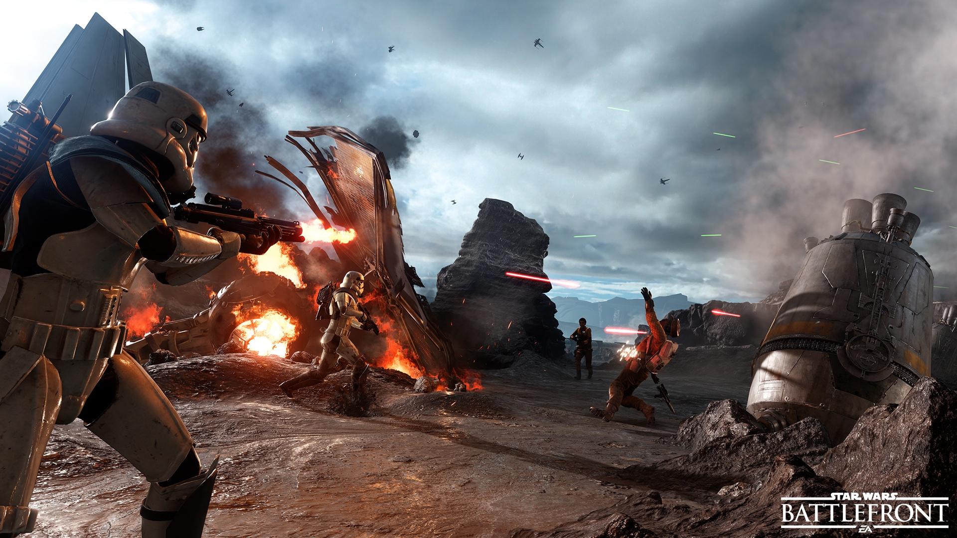 Star Wars Battlefront joins EA and Origin Access next week