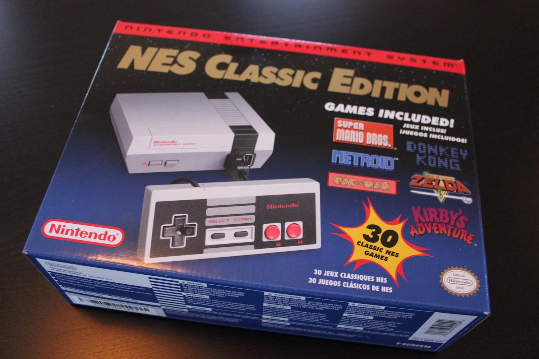 Nes Classic Edition Restocking Soon