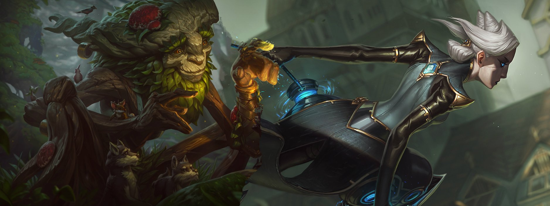 Catching up with Camille and Ivern, the two latest League of Legends Champions screenshot