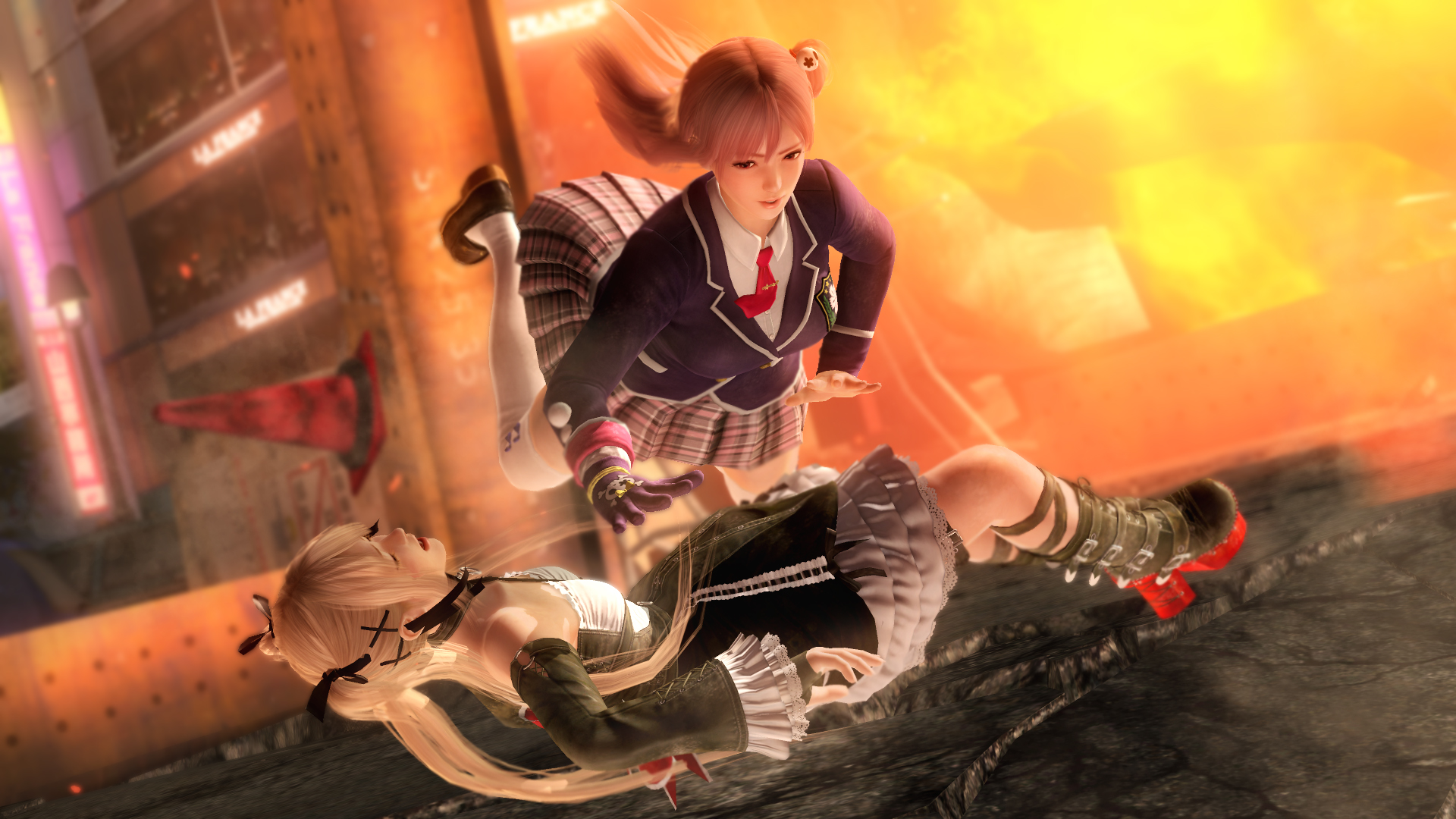 Musou Stars Producer Wants A Bit Of The Body Physics Engine From