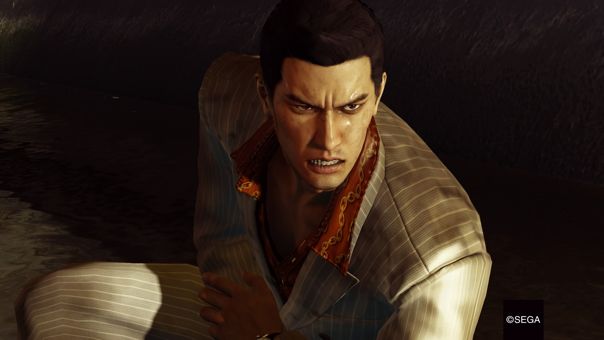 Review: Yakuza 0 screenshot