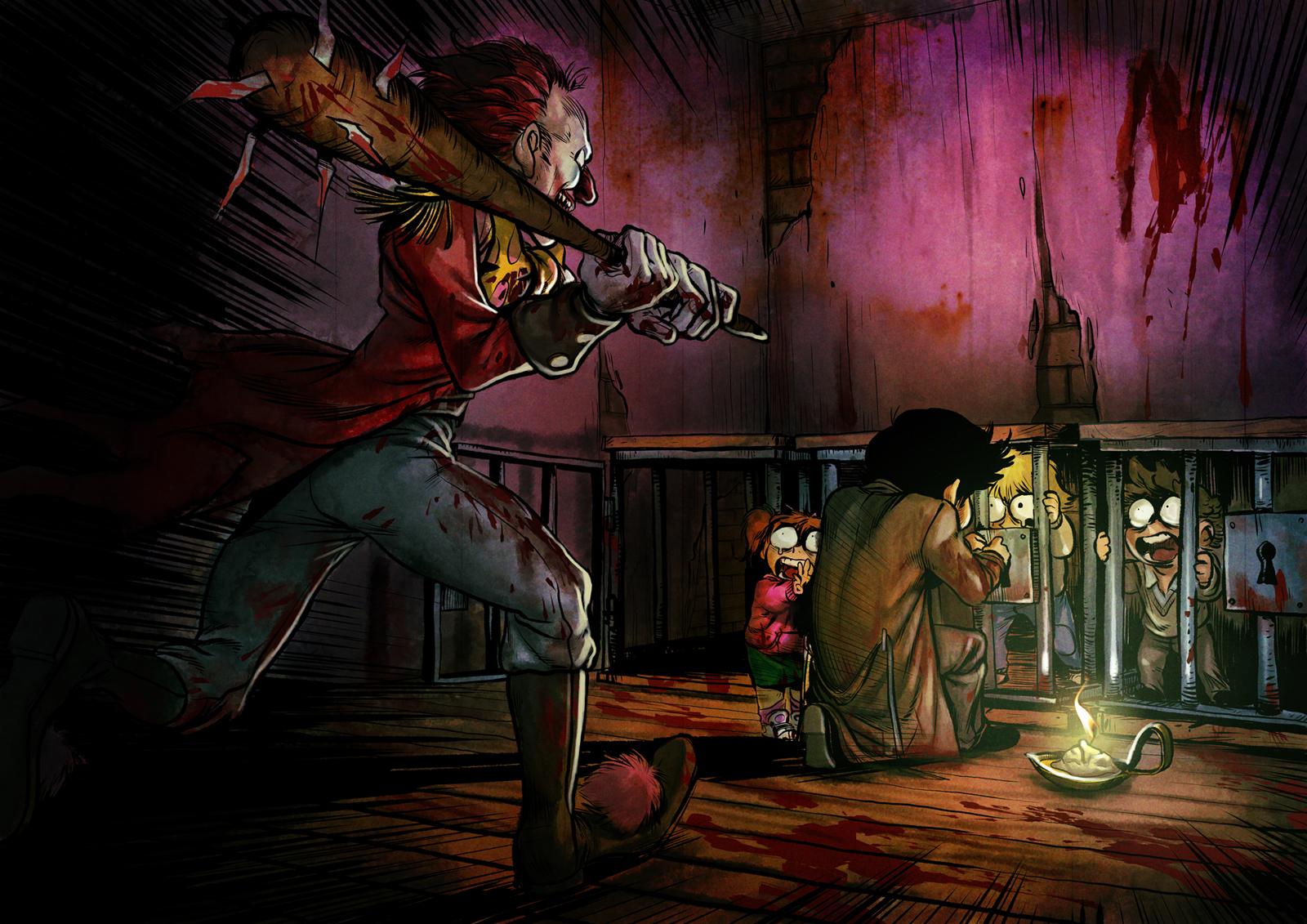 Alone in the Dark creator's new horror title 2Dark is nerve-wracking screenshot