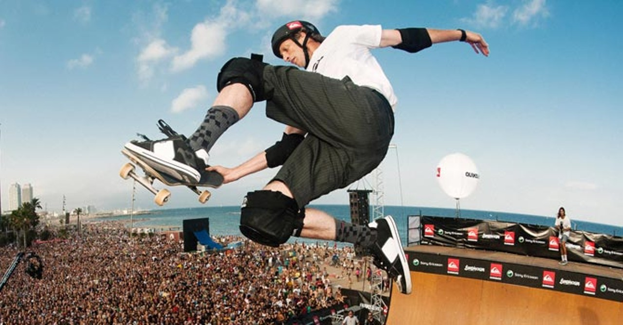 tony hawk says new game is in the works without activision s