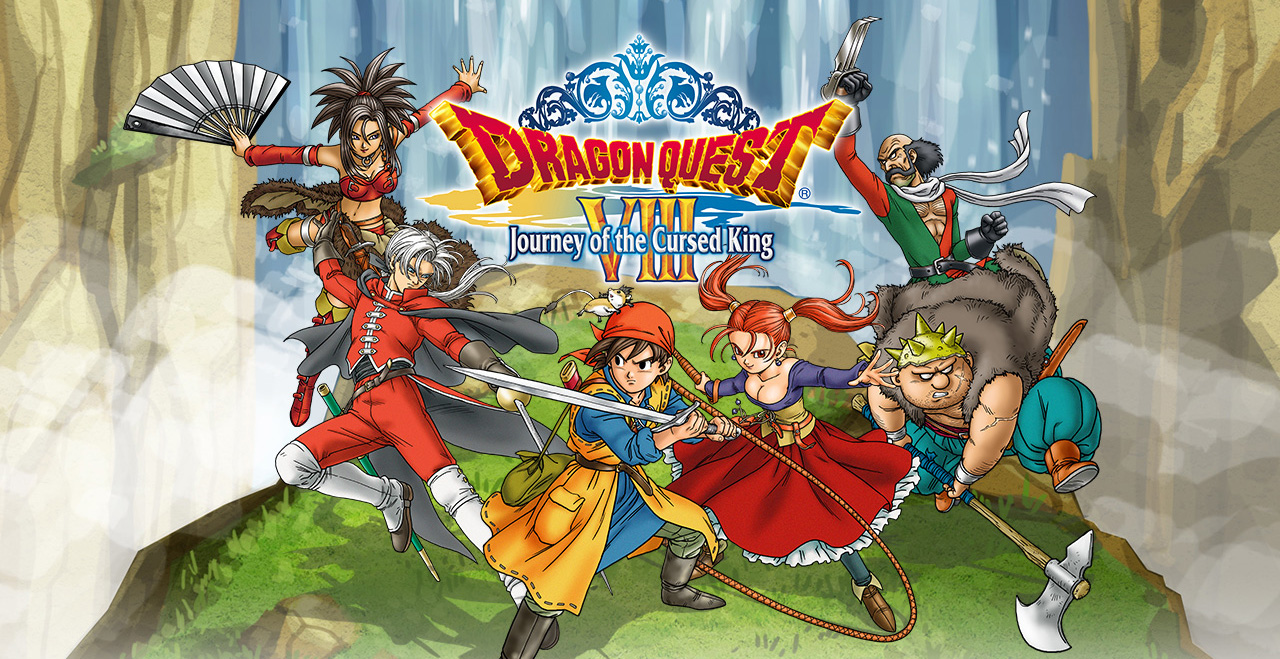 Review Dragon Quest Viii Journey Of The Cursed King 3ds