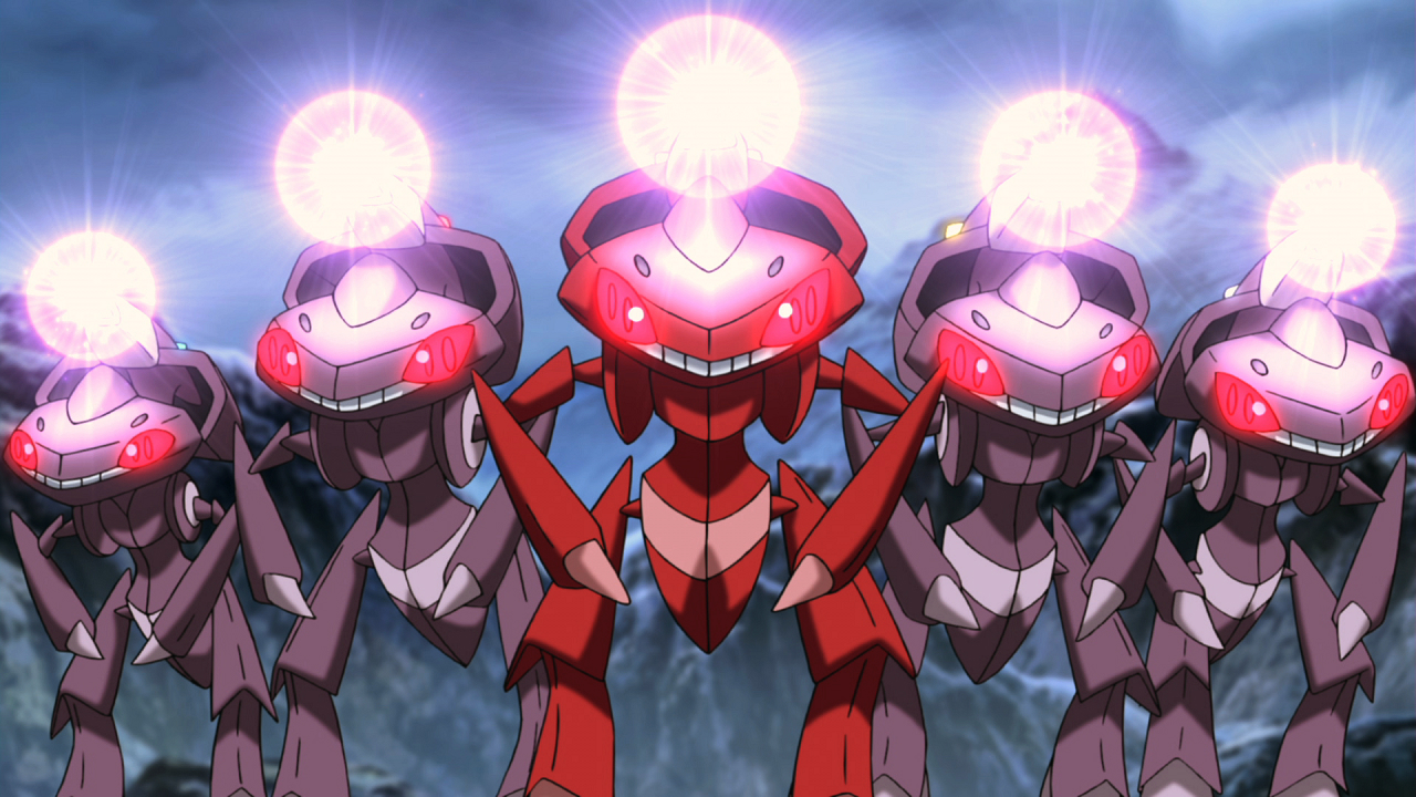 You have a second chance to get a Genesect in Pokemon X & Y