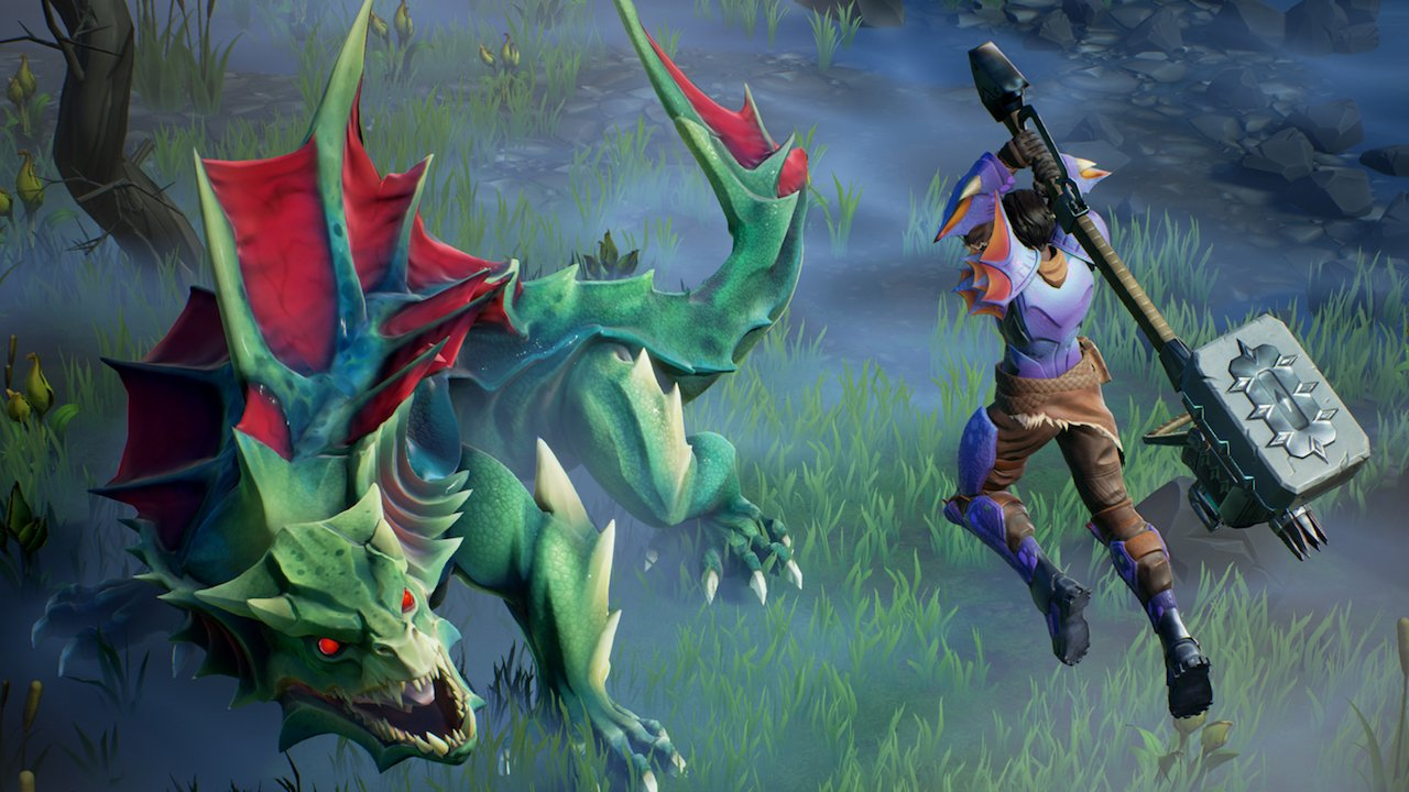 Monster Hunter clone Dauntless seems perfect for players on a budget photo
