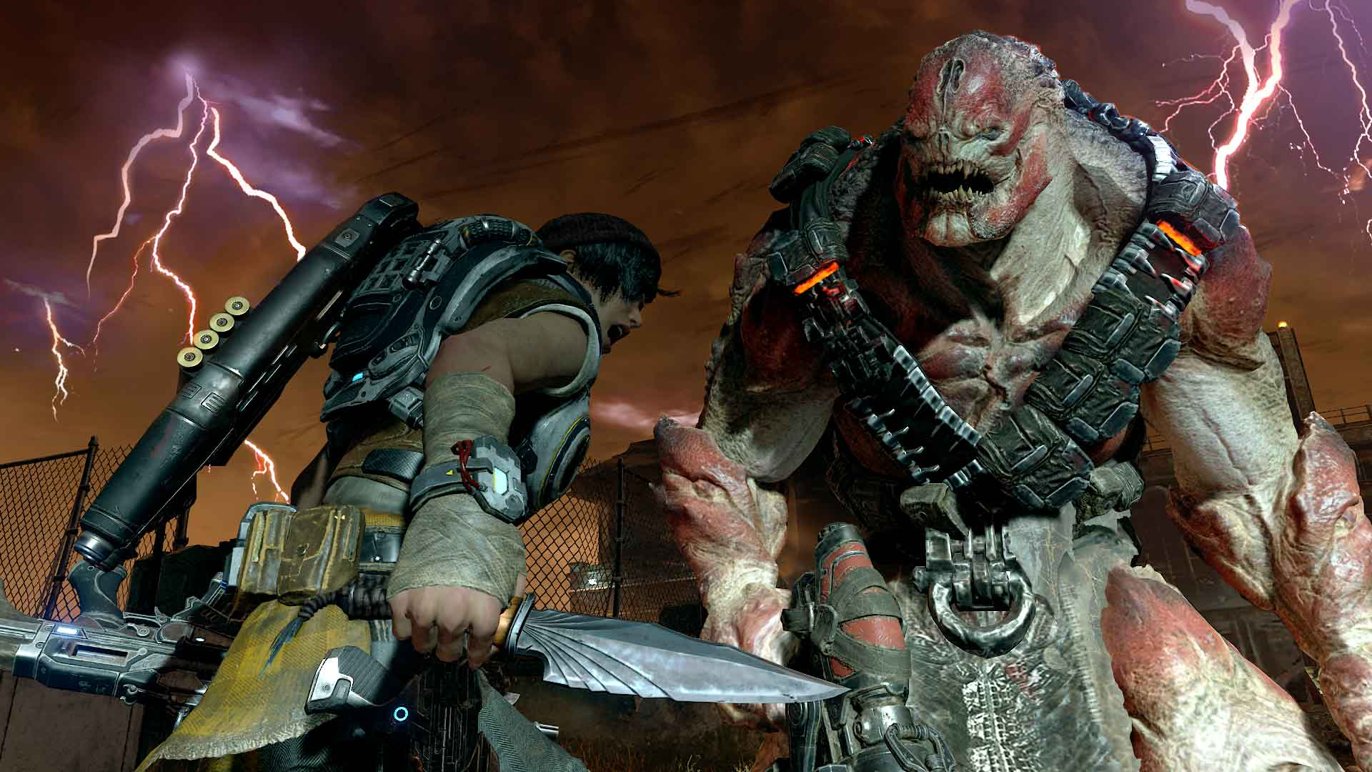 Gears of War 4's going to get a lot harder
