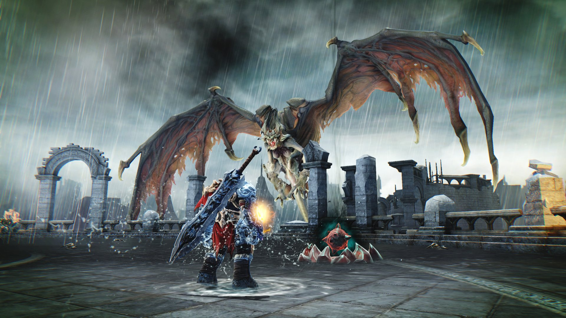 Image result for darksiders warmastered Wii u