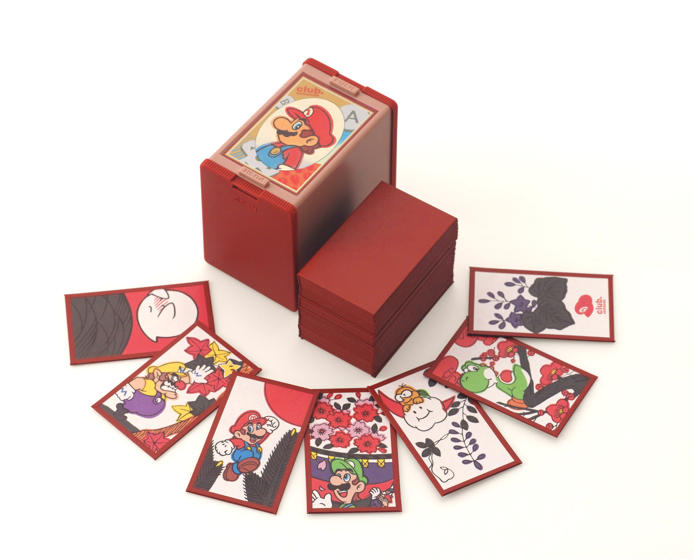 Short doc examines the history of Nintendo's Hanafuda cards and alleged Yakuza ties screenshot