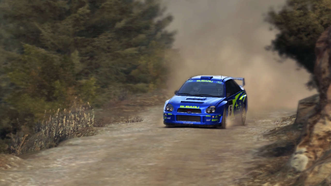 Dirt Rally PS VR Out Today PS4 Pro Optimized PlayStation Blog