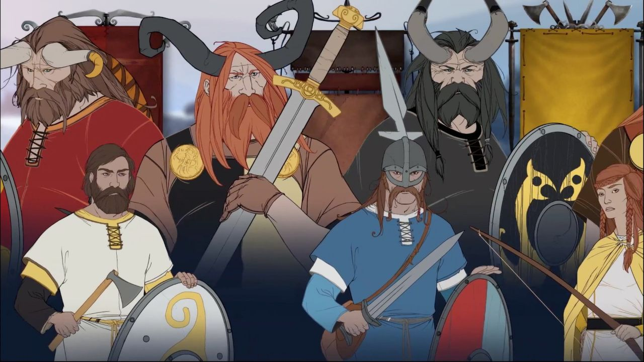 (Update) Twitch is holding a promotion for The Banner Saga 3 that includes donations to the game's Kickstarter screenshot