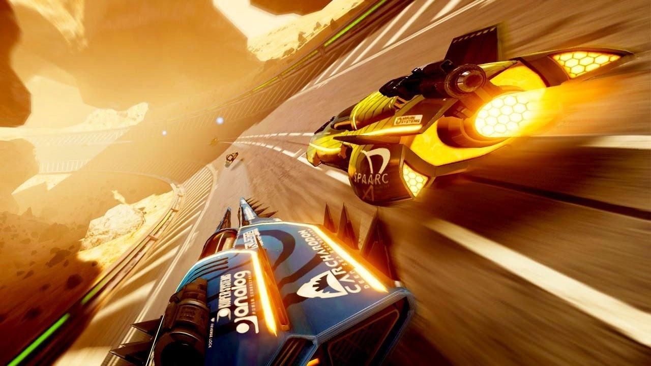 Fast RMX price announced, will utilize HD Rumble screenshot