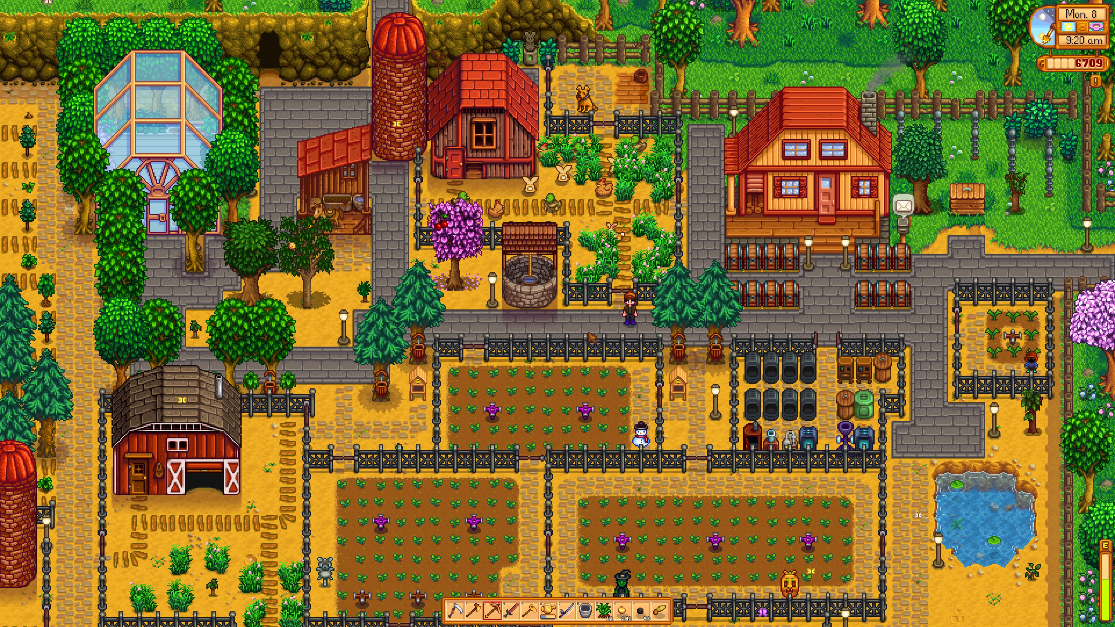 House design stardew valley - Nintendo Switch Will Be The First Console To Support Multiplayer In Stardew Valley
