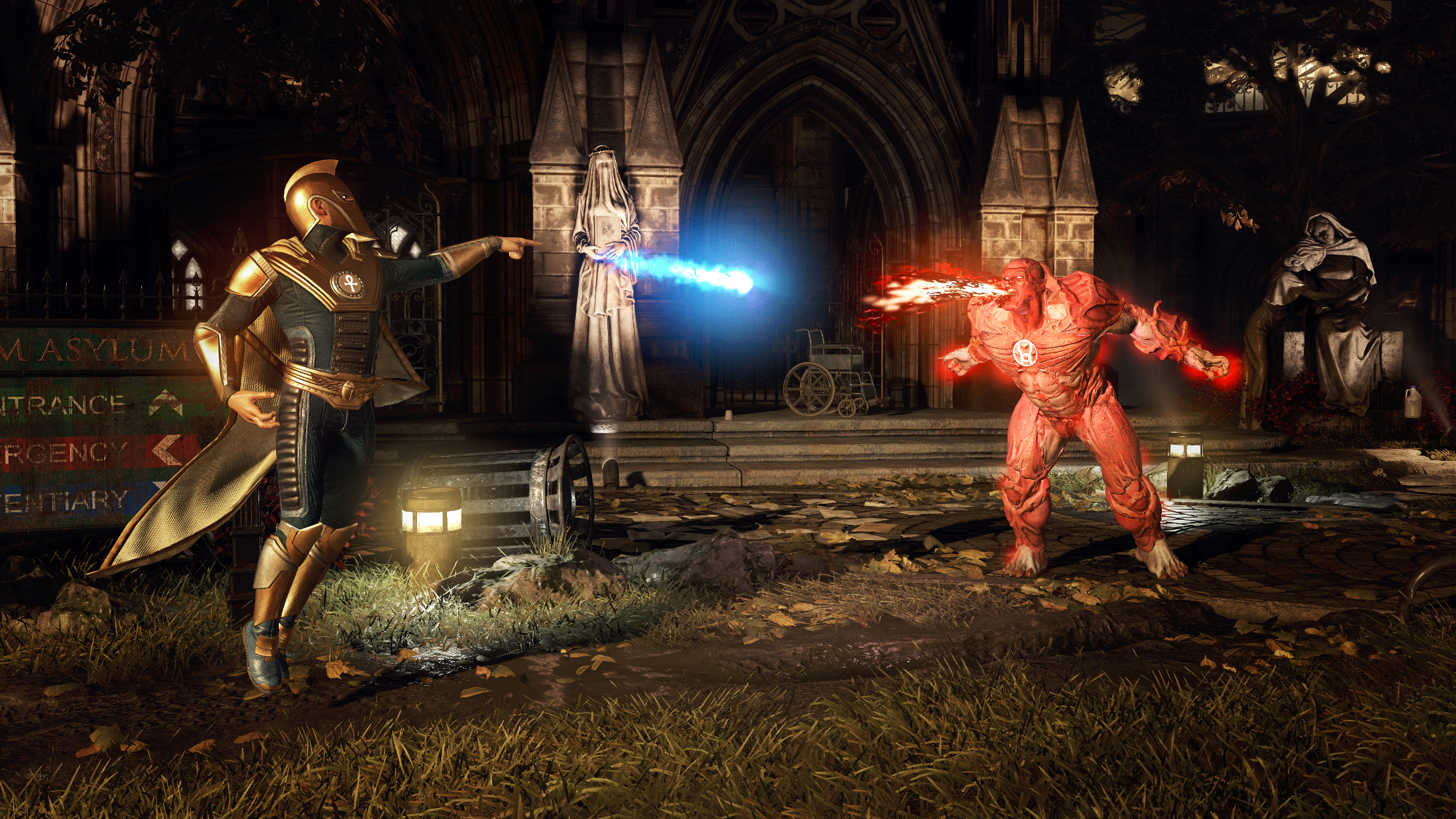 Doctor Fate is an ass-kicking maestro in Injustice 2 photo