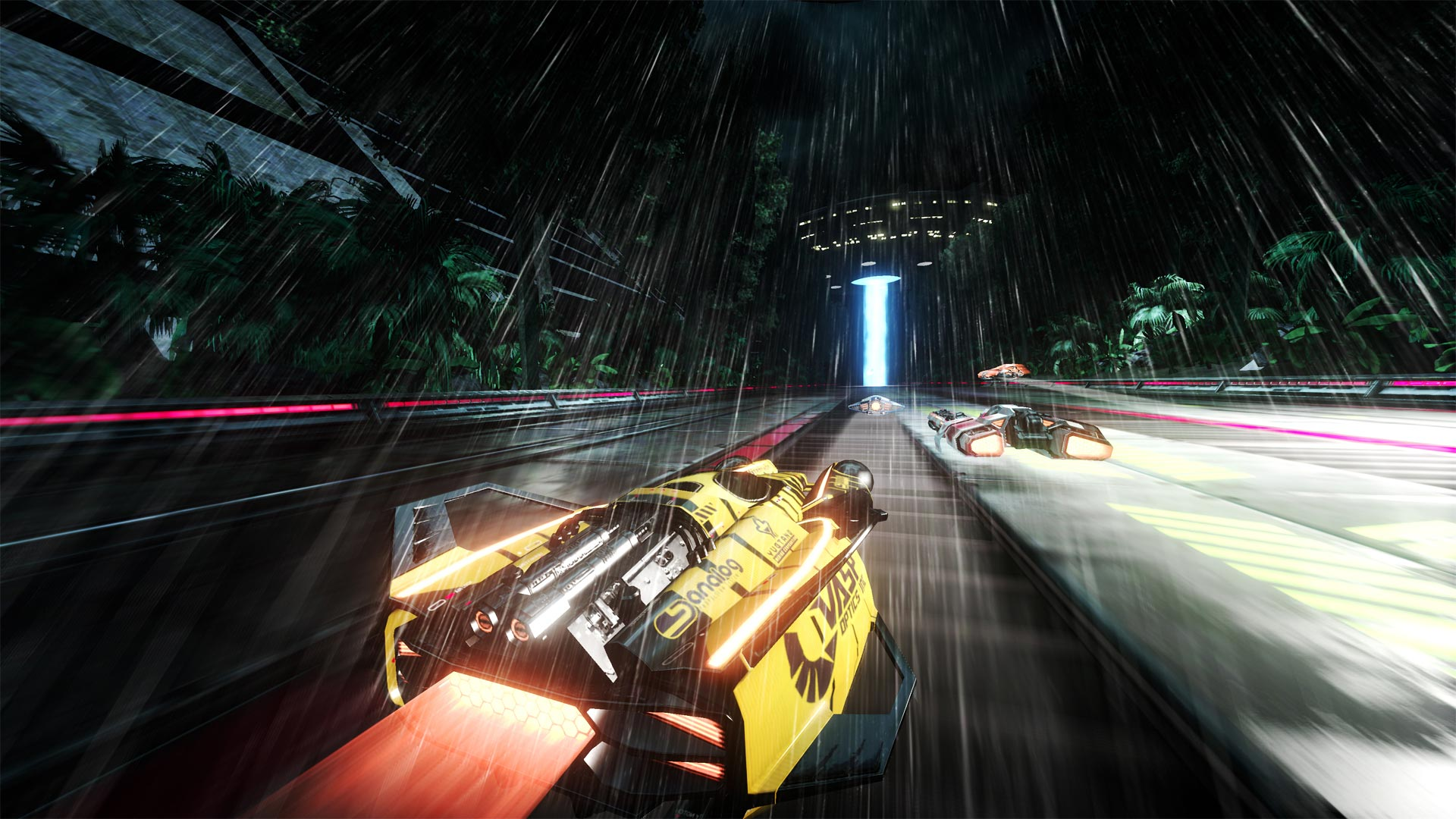 Fast RMX will have nearly 50 music tracks and still be under a gig