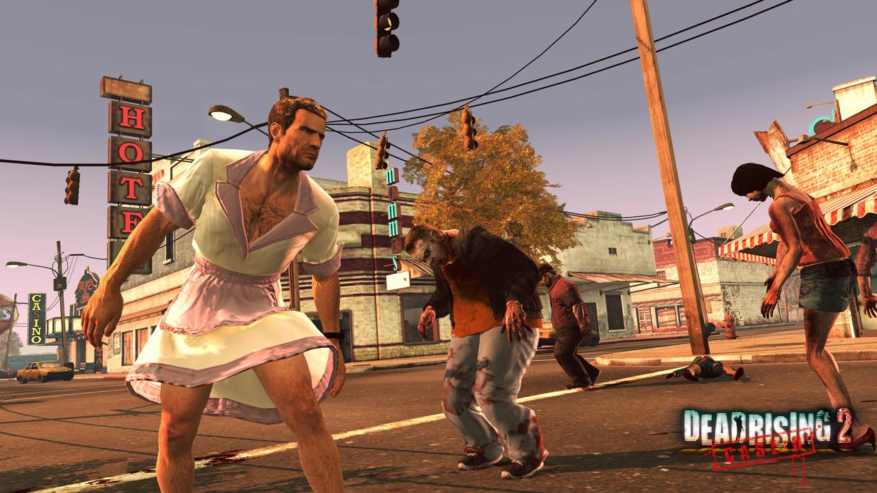 Dead Rising 2 Case Zero And Case West Now Playable On Xbox One