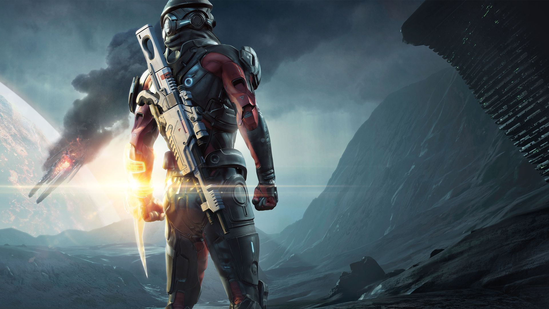 Mass Effect Andromeda Exophase