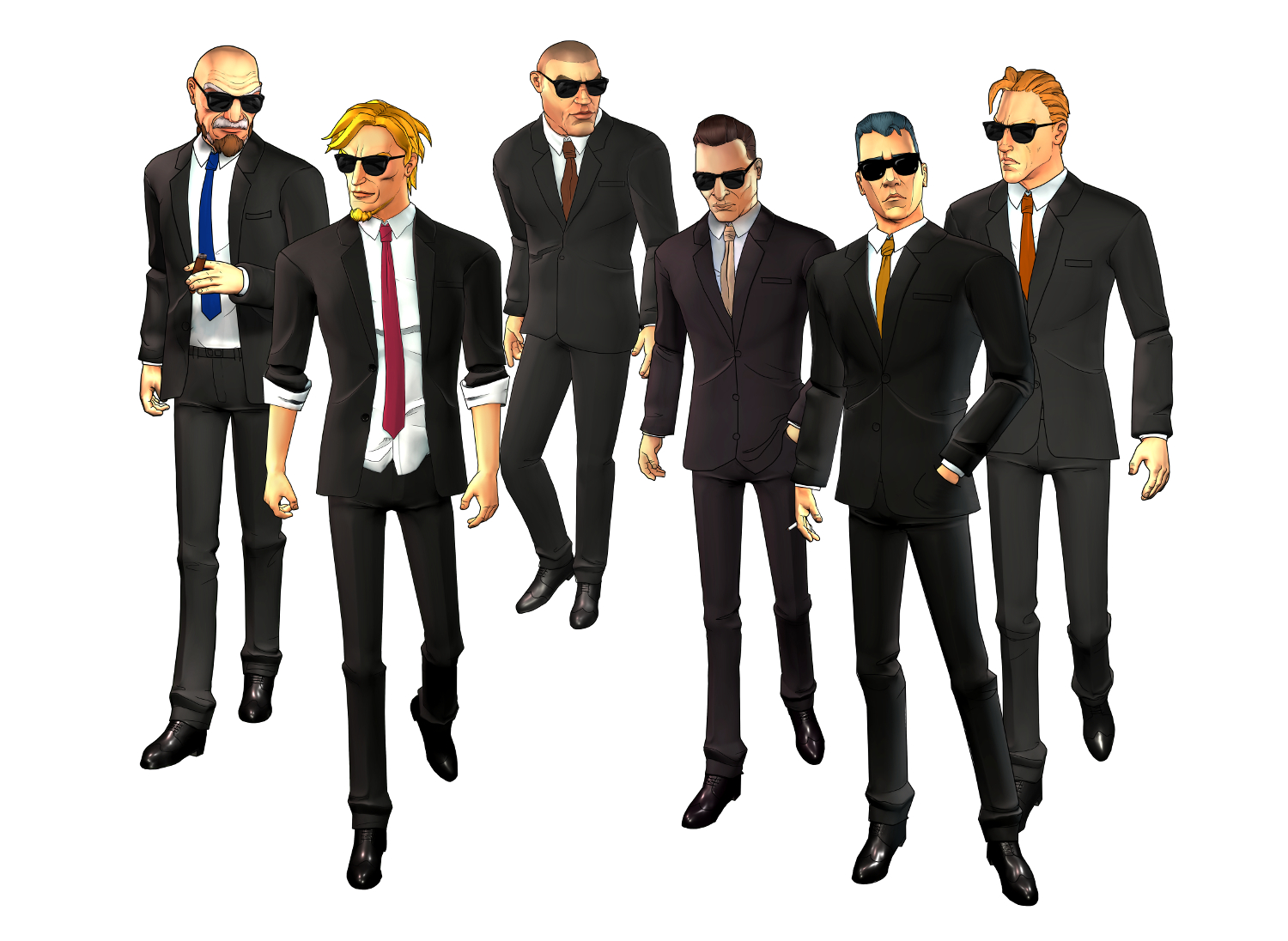 New Reservoir Dogs game is way better than I expected photo