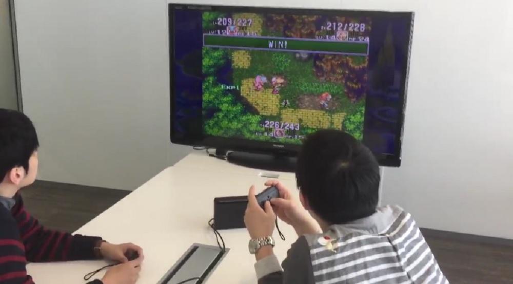 Official Mana series Twitter posts massive Seiken Densetsu 3 on Switch tease screenshot