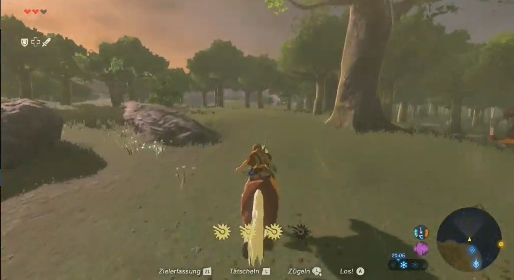 Zelda: Breath of the Wild speedrun battle continues, players now at roughly 50 minutes screenshot