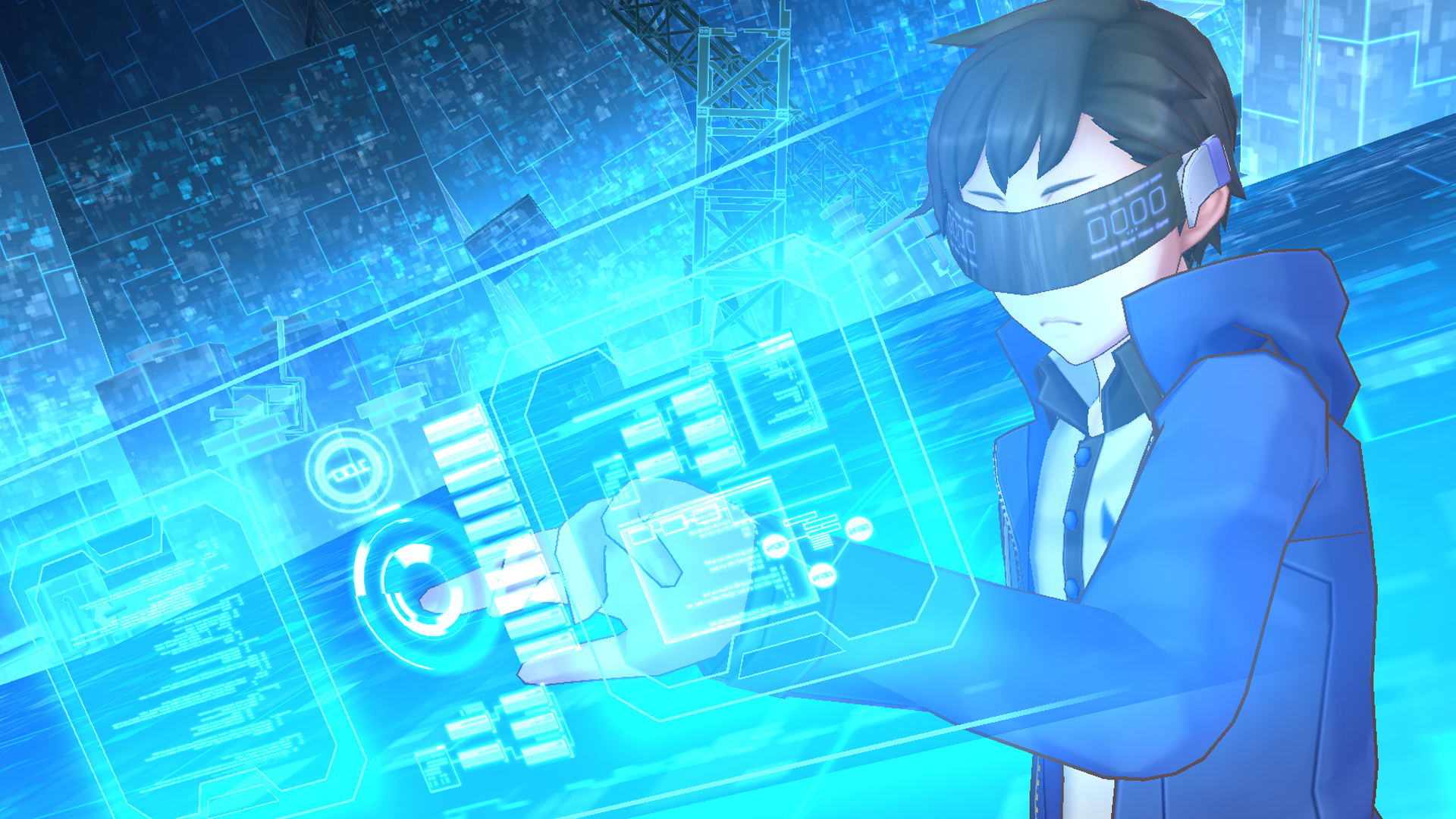 Digimon Story: Cyber Sleuth Hacker's Memory releases 2018 in west