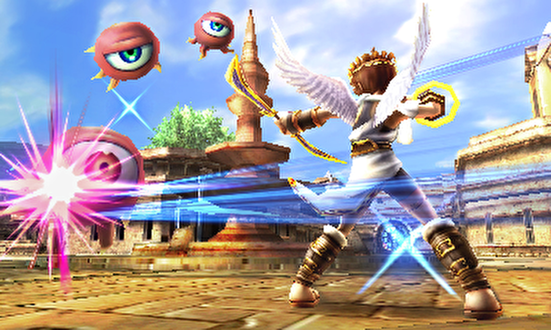 Remember the amazing Kid Icarus: Uprising with some My Nintendo rewards