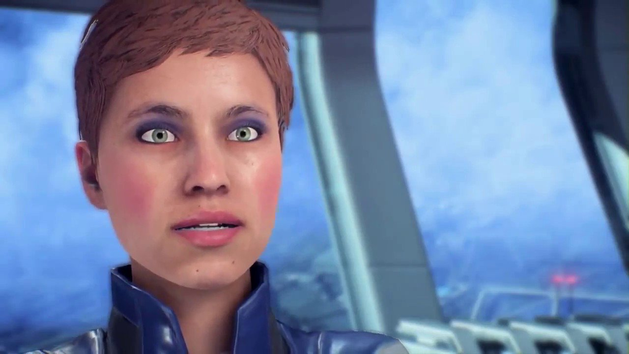 Photo Visage Effect Andromeda